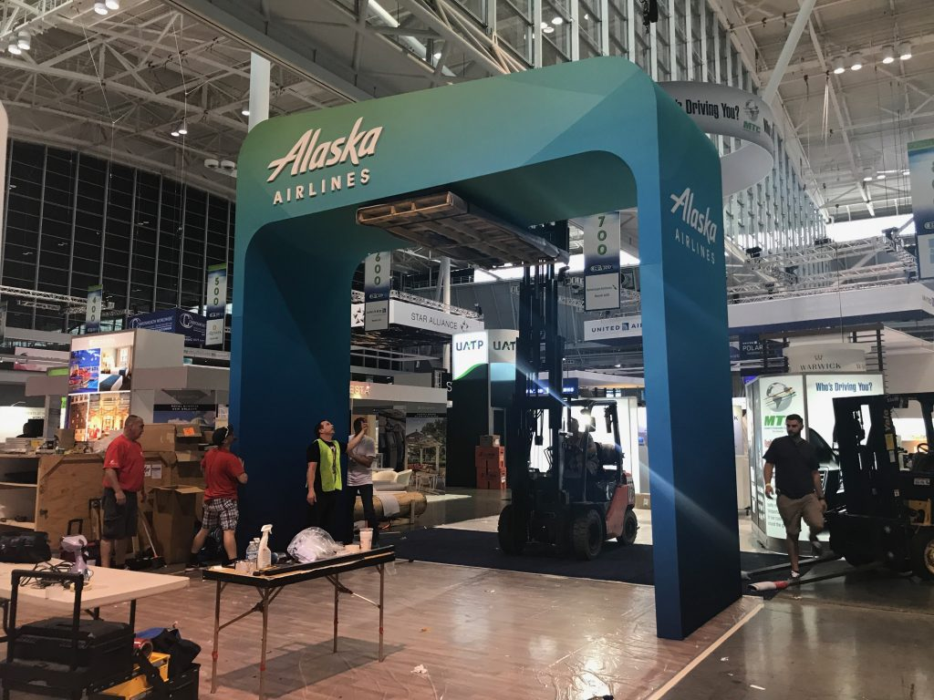 Alaska Airlines Exhibit 1