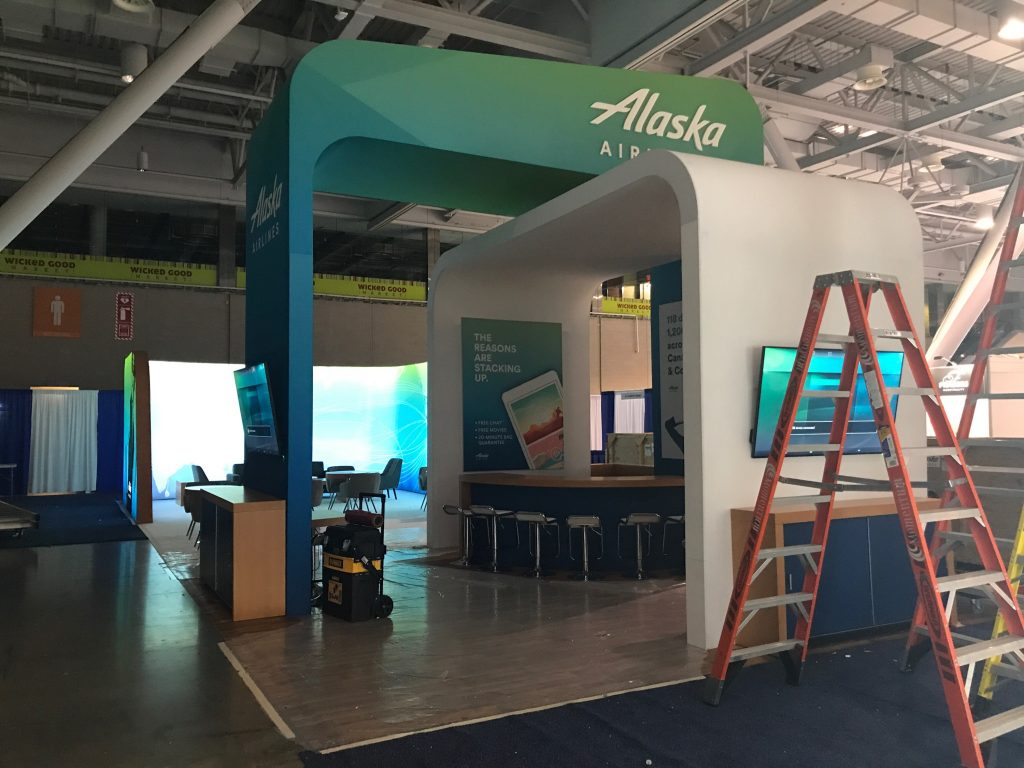 Alaska Airlines Exhibit 2