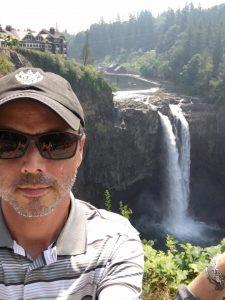 Twin Peaks Snoqualmie Falls :-)